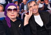 Бари Алибасов и Лидия Шукшина