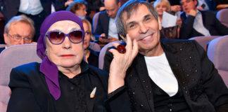 Барі Алібасов і Лідія Федосєєва-Шукшина