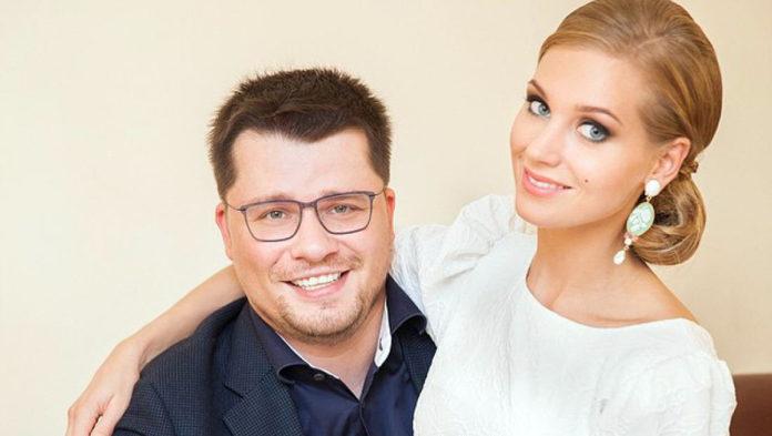 Гарік Харламов і Христина Асмус