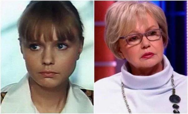 Марина Шиманская тогда и сейчас