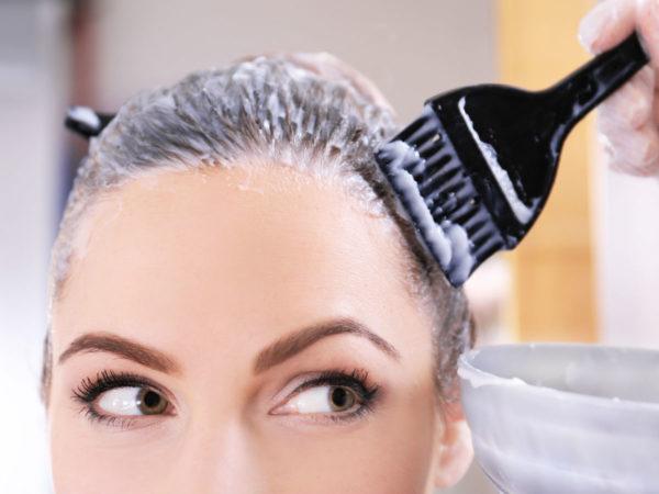 Помилки в домашньому фарбуванні волосся