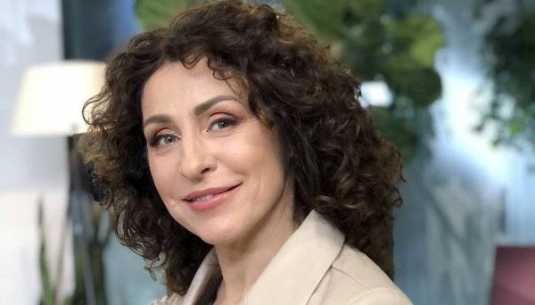 Надежда Матвеева - известная украинская телеведущая