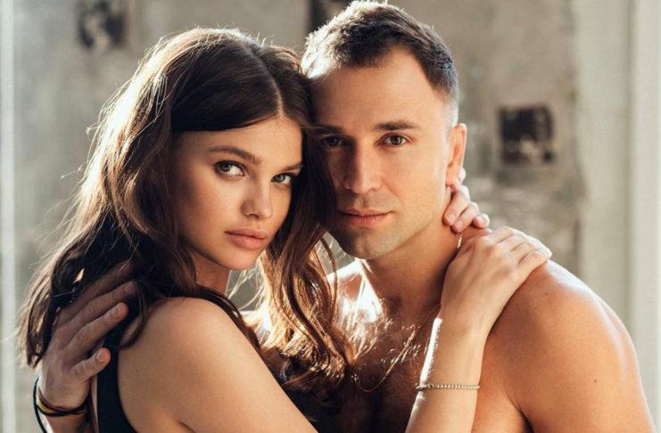 Дарья Хлыстун и Макс Михайлюк