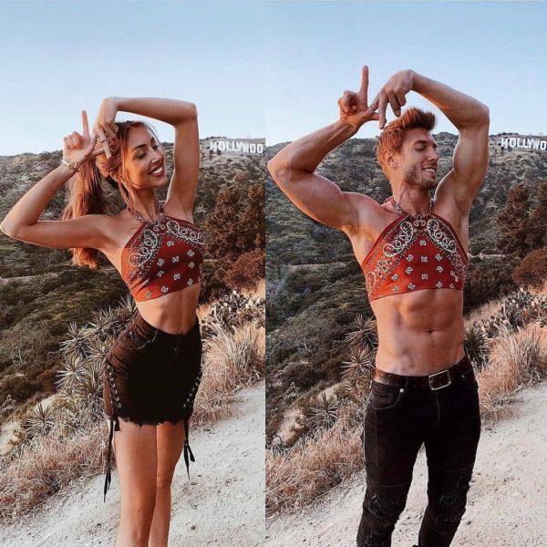 Джеф Кассер з Америки вирішив зробити смішні пародії на фото своєї дівчини і прославився