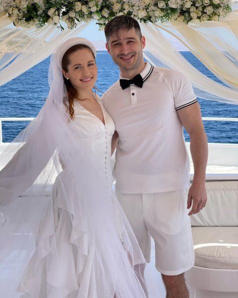 Четверта весілля Наталки Денисенко та Андрія Федінчіка