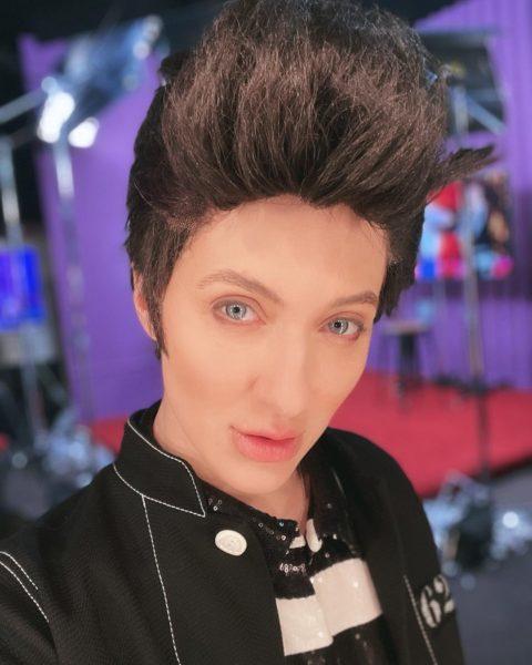 Сніжана Бабкіна в шоу Ліпсінк Батл на телеканалі 1 + 1