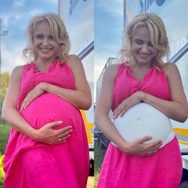 Лилия Ребрик прокомментировала третью беременность