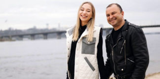 Катерина Репяхова і Віктор Павлік