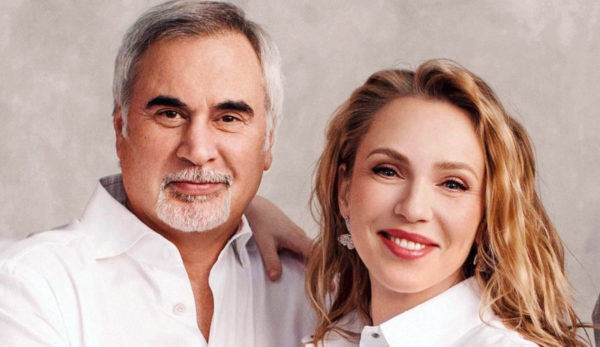 Альбіна Джанабаєва і Валерій Меладзе