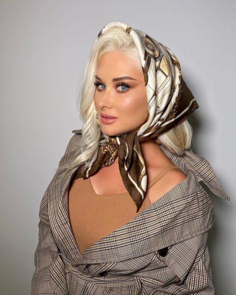 Певица Екатерина Бужинская удивила женственной фотосессией