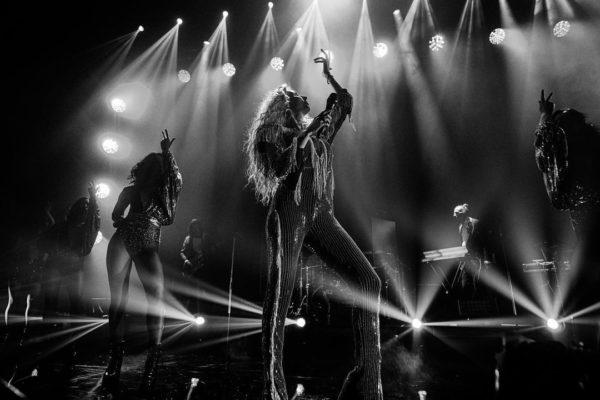 LOBODA на концерті в Москві в квітні 2021