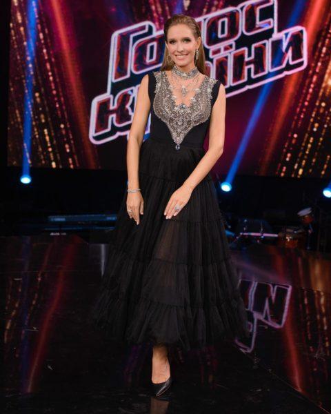 Екатерина Осадчая в финале шоу Голос страны 25 апреля 2021