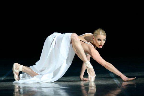 Анастасія Волочкова в балеті