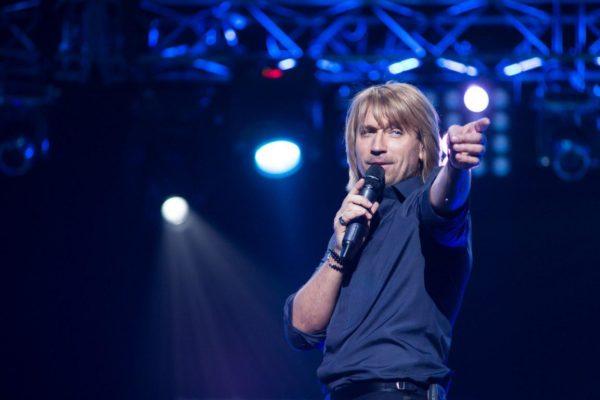 Олег Винник на сцені