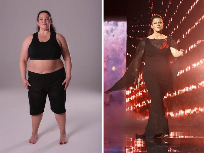 Українські зірки, які сильно схудли - фото до і після