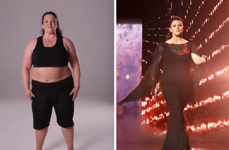 Украинские звезды, которые сильно похудели - фото до и после