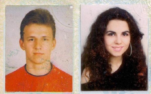 NK и Потап - фото с паспорта