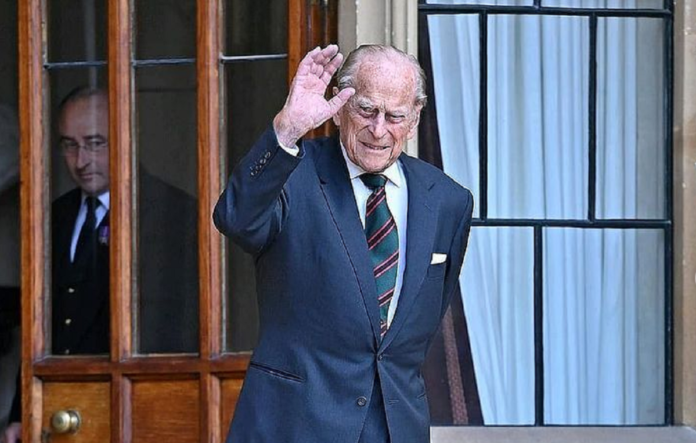 Принцу Філіпу було 99 років