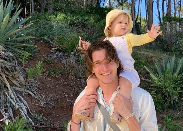 Син і внучка Олександра Ликова