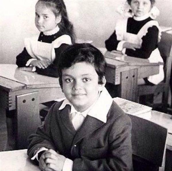 Филипп Киркоров в школьные годы