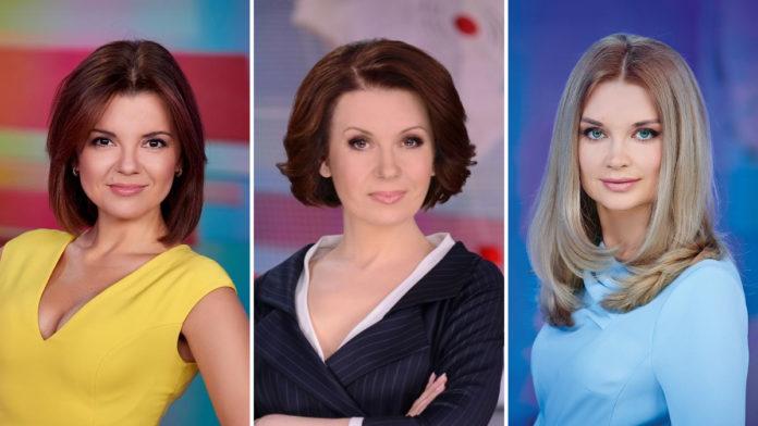Найулюбленіші телеведучі з каналу 1+1