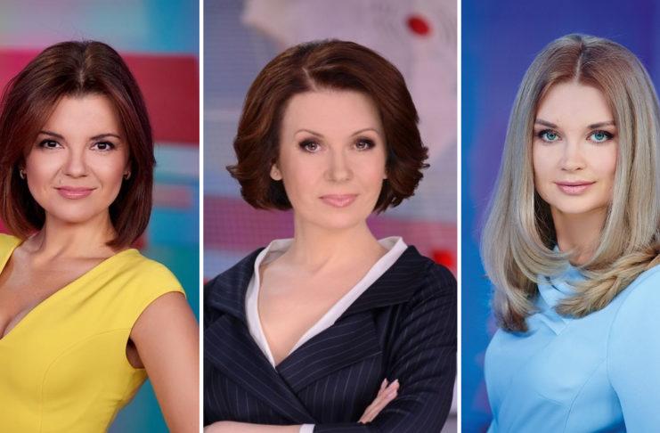 Самые любимые телеведущие с канала 1+1