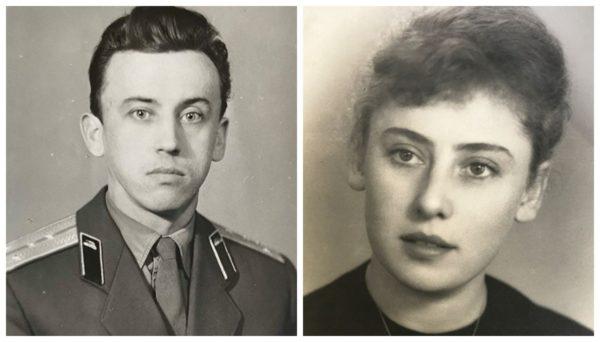 Батьки Максима Галкіна