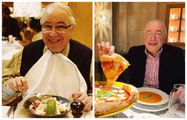 Євген Петросян в ресторанах