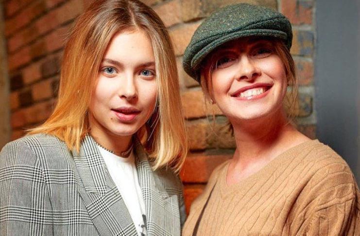 Маша и Елена Кравец