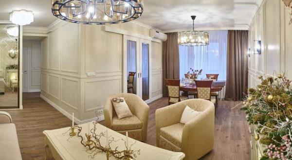 Квартира Леонида Якубовича