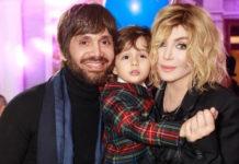 Ирина Билык, сын и экс-супруг