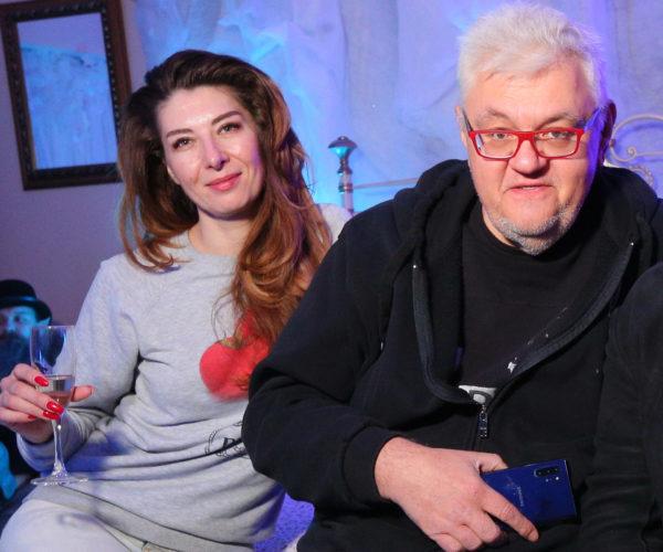 Сергій і Тетяна Сивохо