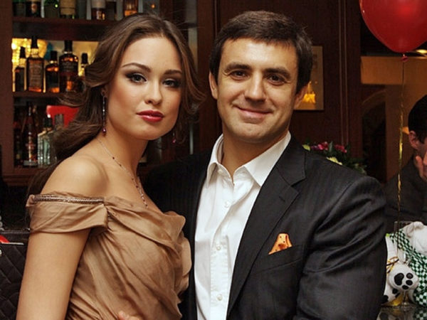 Ірина Журавська та Микола Тищенко