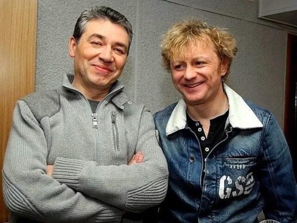 Сергій Чванов і Ігор Касілов