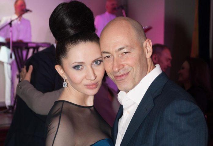 Олеся Бацман і Дмитро Гордон