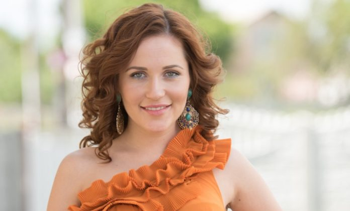 Наталя Денисенко четвертий раз вийшла заміж