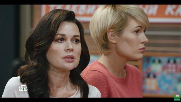 Анастасія Заворотнюк в серіалі Каспій 24