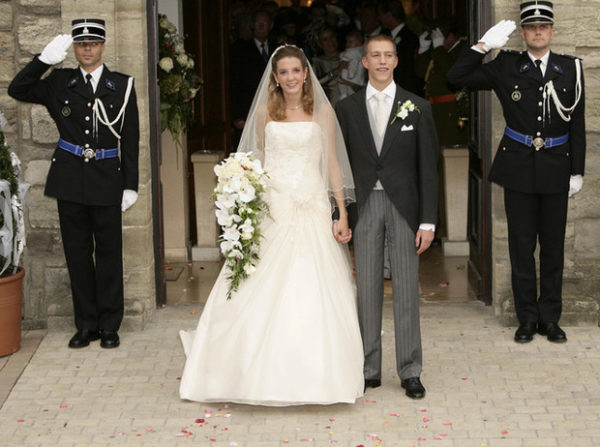 Свадьба принца Люксембургского Луи и Тесси Антони, 2006 г.