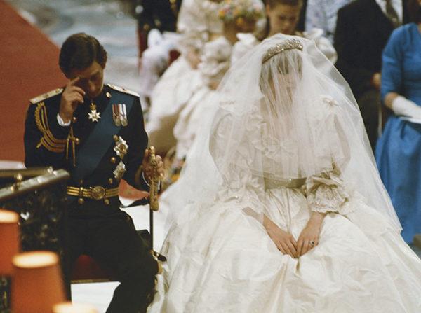 Свадьба принца Уэльского и Дианы Спенсер, 1981 г