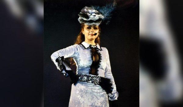 Тина Кароль в мюзикле «Экватор»