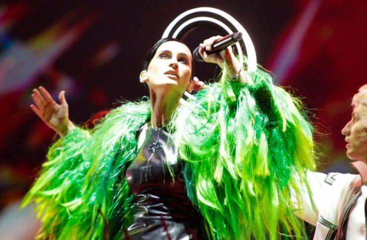 Представительница Евровидения от Украины снялась в смелой фотосессии