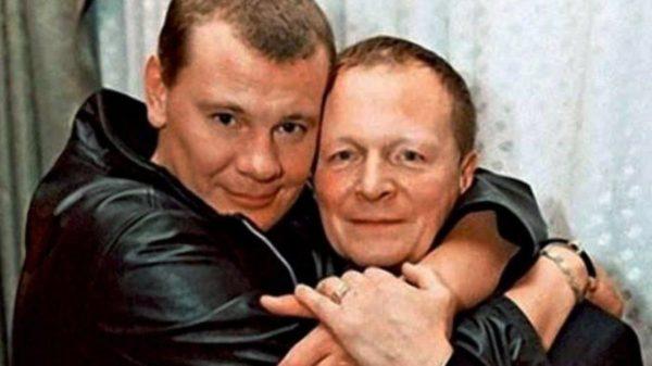 Сім'я Владислава Галкіна - Влад і його батько Борис