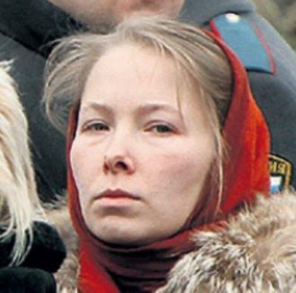 Марія Галкіна, сестра Влада Галкіна
