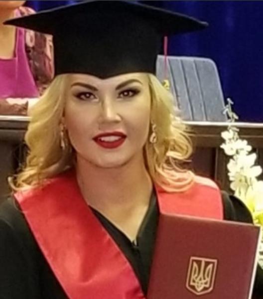 Камалия в 2018 году получила 3 высшее образование