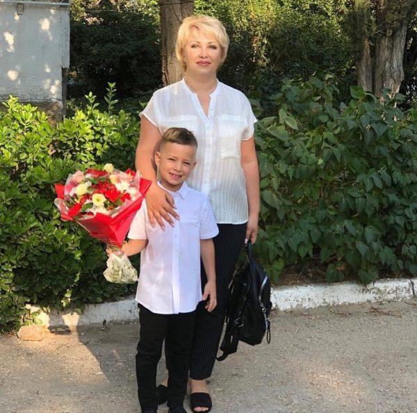 Ксенія Мішина вперше показала свою маму