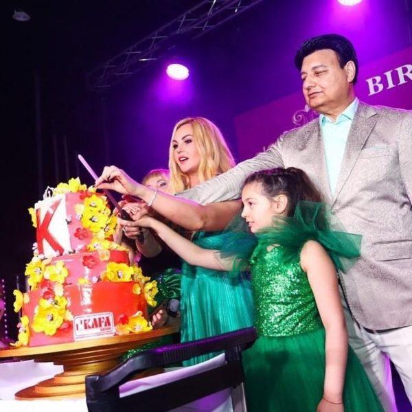 Співачка Камалія влаштувала розкішне святкування Дня Народження в столичному ресторані
