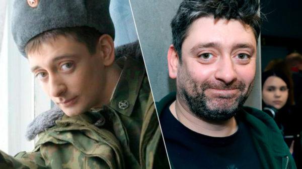 Антон Эльдаров в сериале Солдаты