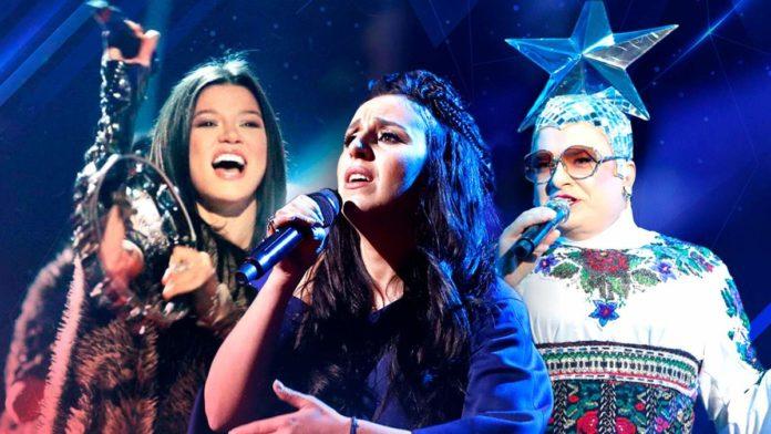 Українці на Євробаченні. Фото - 24 канал
