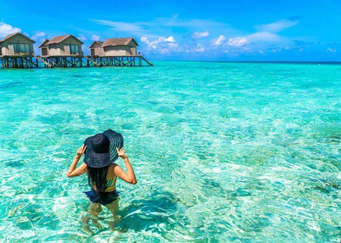 Екзотично красиві Мальдіви