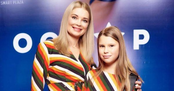 Лідія Таран з донькою